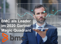 BMC is a Leader in the 2020 Gartner Magic Quadrant for ITSM