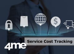 4me Service Cost Tracking