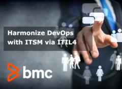 Harmonize DevOps with ITSM via ITIL4