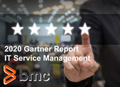 "2020 Gartner Report ""Critical Capabilities for IT Service Management Tools"""