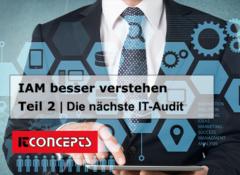 Der nächste Schritt mit Identity and Access Management