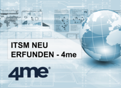 ITSM reinvented – 4me!
