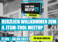 ITSM Tool Meetup 2021