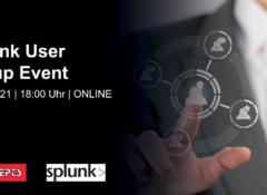 Splunk User Group Event angekündigt