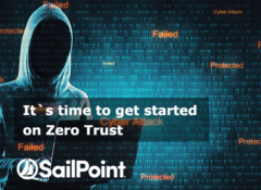 It`s time to get started on Zero Trust